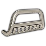 Smittybilt Grille Saver Stainless 04-12 Ford F150