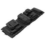 Smittybilt GEAR Overhead Console Black 07-14 Wrangler JK 2/4-Door