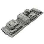 Smittybilt GEAR Overhead Console ACU Camo 07-14 Wrangler JK 2/4-Door
