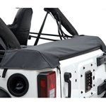 Smittybilt Soft Top Storage Boot Black Diamond 07-12 Wrangler JK 2-Door