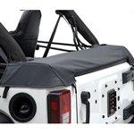 Smittybilt Soft Top Storage Boot Black Diamond 07-12 Wrangler JK 4-Door