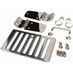 Smittybilt Hood Kit Stainless No Latches 98-06 Wrangler