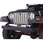 Smittybilt Billet Aluminum Grille Inserts for 97-06 TJ & LJ Wrangler Rubicon & Unlimited