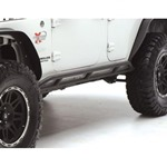 Smittybilt SRC Rocker Guards 07-12 Wrangler JK 4-Door