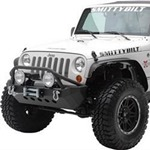 Smittybilt XRC Front Rock Crawler Winch Bumper 07-12 Jeep JK 2/4-Door w/ Winch Plate