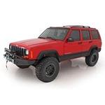 Smittybilt XRC Body Cladding 84-01 Cherokee XJ 2-Door