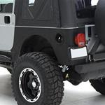 Smittybilt XRC Corner Guards Black 97-06 Wrangler