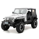 Smittybilt XRC Rear Fender Flares Only 76-86 Jeep CJ