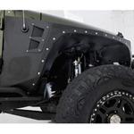 Smittybilt XRC Front Fender Armor 07-12 Wrangler JK 2/4-Door