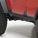 Smittybilt XRC Body Cladding 07-13 Wrangler JK 4-Door