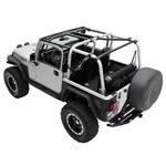 Smittybilt XRC Cage Kit (7 Piece) 97-06 Jeep TJ Wrangler Rubicon