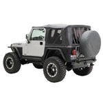 Smittybilt Replacement Top w/ Tint Black Diamond 07-09 Wrangler JK 2-Door