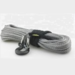 Smittybilt Synthetic Winch Rope 10k lbs 25/64in X 94 Foot