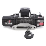 Smittybilt X2O-10K Gen 2 Amphibious Winch w/ Synthetic Rope & Fairlead