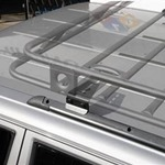 Smittybilt Defender Roof Rack Mounting Kit for Nissan Xterra