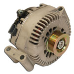 130 Amp 4G Alternator for Explorer Serpentine Belt