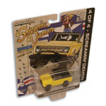 Limited Edition Bronco Driver Screamin Demon Bronco Toy From Greenlight Collectibles