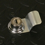 Tuffy 080 Side Finger Pull Lever for Pushbutton Lock