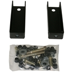 Tuffy 026-01 CJ Mounting Kit for Security Drawer #TS130