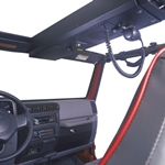 Tuffy 048-01 Overhead Security Console 2 Compartment