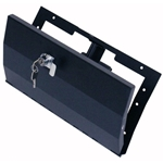 Tuffy 049-01 TJ Security Glove Box Black