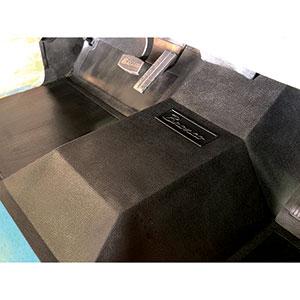 Buy Oem Front Rubber Floor Mat With Bronco Script Bronco