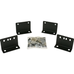 Tuffy 078-01 TJ Mounting Kit for Security Drawer #TS130