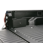 Tuffy 161-01 Toyota Tacoma Bed Security Lockbox