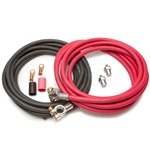 Painless Battery Cable Kit (16 ft Red & 16 ft Black Cables)
