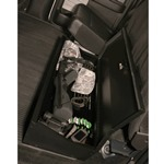 Tuffy 287-01 F-150 Under Rear Seat Lockbox (w/ subwoofer)