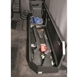 Tuffy 307-01 Under Rear Seat Lockbox Silverado Crew Cab