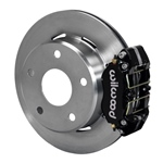 Wilwood Dynapro Lug Mount Rear Parking Brake Kit 66-75 Lg Bear Bronco w/11x1 3/4 drums 15in Wheels B