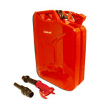 5 Gallon Red NATO Fuel Jerry Can