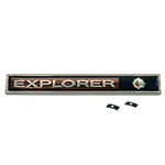72-77 Explorer Glove Box Emblem