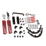 Suspension System 16 w/ Rancho 9000 XL Shocks 2.5in Lift