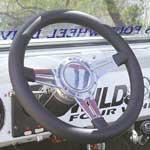 Steering Wheel Mark 8 EL Thick Grip 3 Spoke 14 Inch