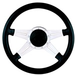 Steering Wheel Mark 9 EL Thick Grip 4 Spoke 14 Inch