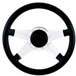 Steering Wheel Mark 9 EL Thick Grip 4 Spoke 14 Inch