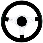 Steering Wheel Mark 8 GT Thick Grip 3 Spoke 14 Inch