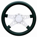 Steering Wheel Mark 9 GT Thick Grip 4 Spoke 14 Inch