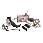 AX15 Kit with Brand New Transmission For use with T-Shift 66-72 Bronco Dana 20