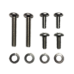 Stainless Steel Inner Door Hardware Kit
