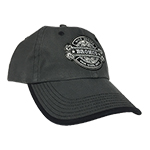 WH Charcoal BRONCO Hat