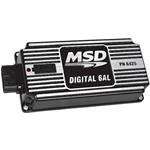 MSD 64253 Digital 6AL Ignition BLACK