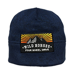 WH Sunrise Mountain Beanie Lagoon Blue