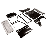 Bronco Tub Bolt-on Parts Kit