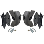 Large Piston Calipers for 76-79 Broncos & F150 4x4 PAIR