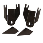 Radius Arm Drop Brackets 66-77 Bronco