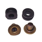 Manual Shifter Selector Arm Bushing &amp; Insulator Repair Kit