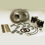 Rear Disc Brake Kit - 3/8 inch Bolt All Bearing Sizes EMG